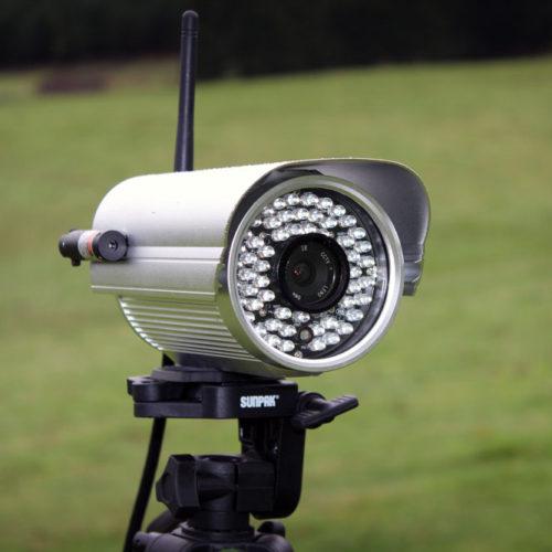 Bullseye Camera System