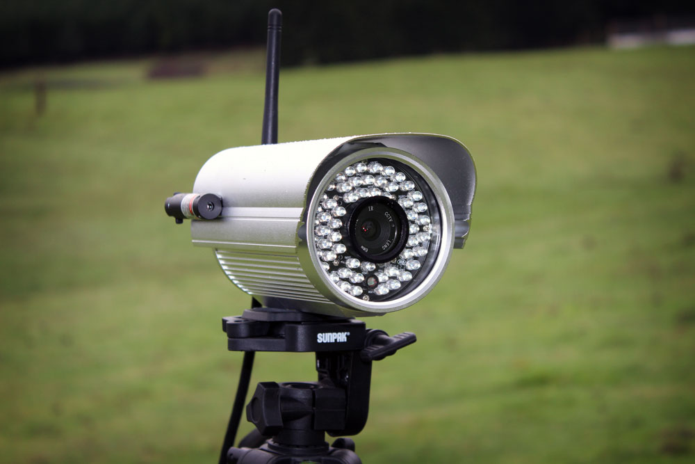 Bullseye Camera System Review Outfitter Marketing
